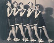 Junior League of Kansas City early fundraiser, The Follies.