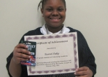 picture: University Academy student Torrei Ealy