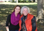 Colleen Sheahan Goldblatt and Marsha Martin Sheahan