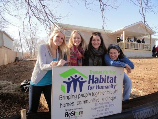 habitat blessing 1_19_2014