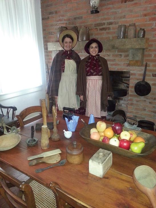 Ladies-In-Costume